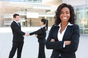 African-American-Business-Woman