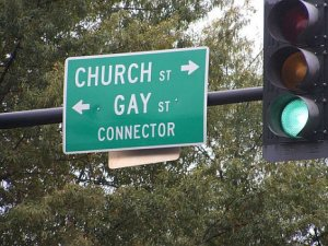 Church-gay