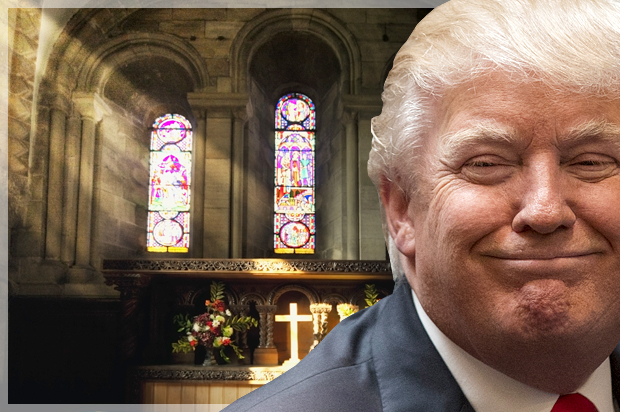donald_trump_church